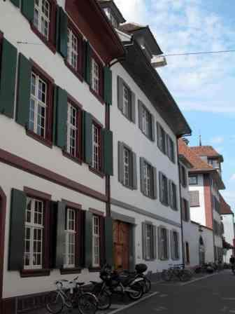 Basel Universitat Dissertation