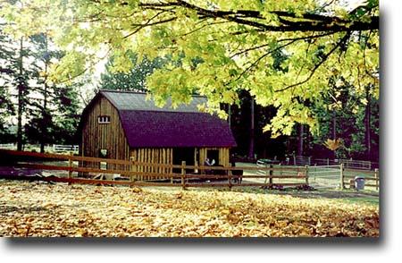 Classic Gambrel Barn
