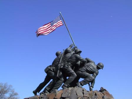 iwojima statue