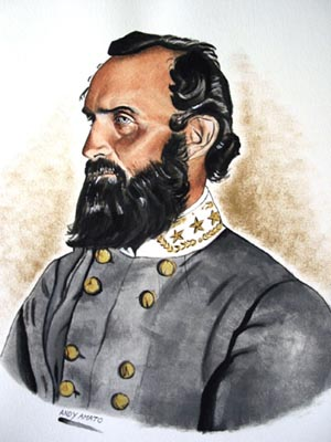 "General Thomas ""Stonewall"" Jackson"